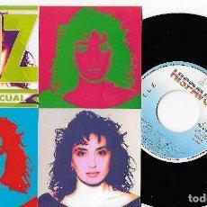 """Discos de vinilo: LUZ CASAL 7"""" SPAIN 45 TAL PARA CUAL 1992 SINGLE VINILO POP ROCK FEMENINO ESPAÑOL PROMOCION HISPAVOX. Lote 253164835"""