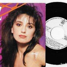 "Discos de vinilo: LUZ CASAL 7"" SPAIN 45 EL TREN 1990 SINGLE VINILO POP ROCK FEMENINO ESPAÑOL PROMOCIONAL HISPAVOX MIRA. Lote 253166710"