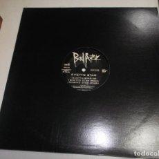 Discos de vinilo: BAD AZZ – GHETTO STAR 1999, PROMOCIONAL USA. Lote 253171660