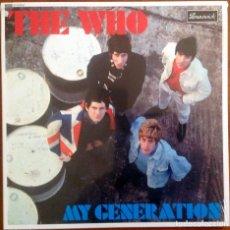 Discos de vinilo: THE WHO - MY GENERATION. Lote 253174175