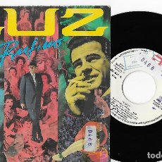 """Discos de vinilo: LUZ CASAL 7"""" SPAIN 45 RUFINO + JAZMIN 1985 SINGLE VINILO POP ROCK FEMENINO ESPAÑOL ZAFIRO SERDISCO. Lote 253174485"""