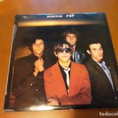 Disques de vinyle: NACHA POP. Lote 253177275