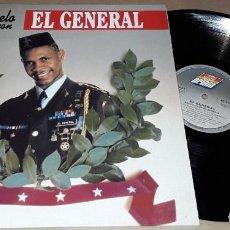 Discos de vinilo: LP - EL GENERAL - MUÉVELO CON EL GENERAL. Lote 253213310