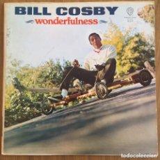 Dischi in vinile: BILL COSBY WONDERFULNESS LP EDIC USA ORIGINAL WARNER. Lote 253234605