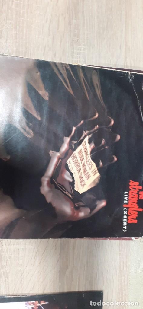STRANGLERS X LIVE (Música - Discos - LP Vinilo - Punk - Hard Core)