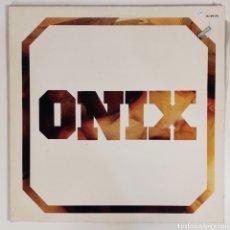 Discos de vinilo: LP - ONIX. Lote 253256925