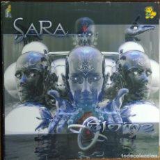 "Discos de vinilo: 12"" SARA - ELOINE - BIT MUSIC 72591 - SPAIN PRESS - MAXI - 2005 (EX/EX). Lote 253281655"