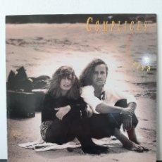 Discos de vinilo: COMPLICES. ESTA LLORANDO EL SOL. RCA. 1991. ESPAÑA. FUNDA VG++/ DISCO EX-/EX.. Lote 253288030