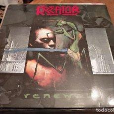 Disques de vinyle: KREATOR - RENEWAL (LP, ALBUM) SELLO:NOISE INTERNATIONAL CAT. Nº: N 0193-1. COMO NUEVO. MINT / NEAR M. Lote 253317830