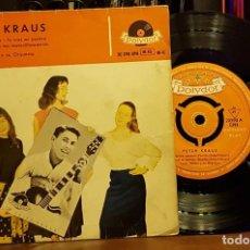Disques de vinyle: PETER KRAUS - TE QUIERO PEQUEÑA. Lote 253322390