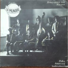 Discos de vinilo: SINGLE / ORQUESTRINA LA MUNDIAL - HONEY-SUCKLE ROSE, 1982. Lote 253329860