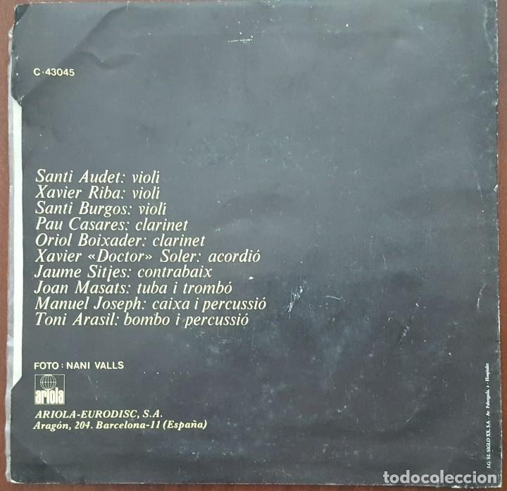 Discos de vinilo: SINGLE / ORQUESTRINA LA MUNDIAL - HONEY-SUCKLE ROSE, 1982 - Foto 2 - 253329860