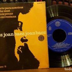 Discos de vinilo: JOAN BAEZ- POR SUERTE PARA NOSOTROS. Lote 253339630