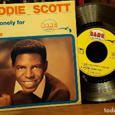 Discos de vinilo: FREDDIE SCOTT - ARE YOU LONELY FOR. Lote 253343710
