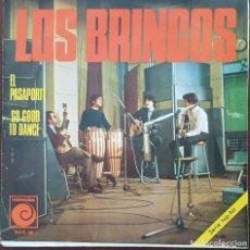 Discos de vinilo: SINGLE / LOS BRINCOS - EL PASAPORTE, 1967. Lote 253363745