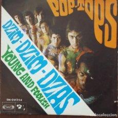 Discos de vinilo: SINGLE / POP-TOPS – DZIM DZIM DZAS, 1969. Lote 253364375