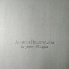 Discos de vinilo: ANGELO BRANDUARDI - LA PULCE D'ACQUA - LP. Lote 253449875