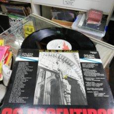 Discos de vinilo: OS RESENTIDOS MAXI FAI UN SOL DE CARALLO 1986. Lote 253466585