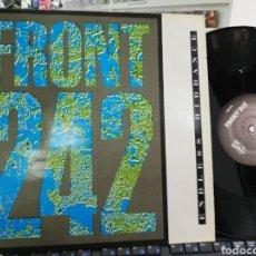 Discos de vinilo: FRONT 242 MAXI ENDLESS RIDDANCE BÉLGICA. Lote 253470065