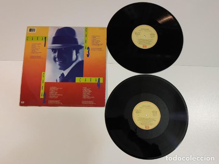 Discos de vinilo: 0421- CARLOS GARDEL TANGO ES ... ESPAÑA 1990 LP 2 VINILOS POR VG + DIS NM - Foto 2 - 253470980
