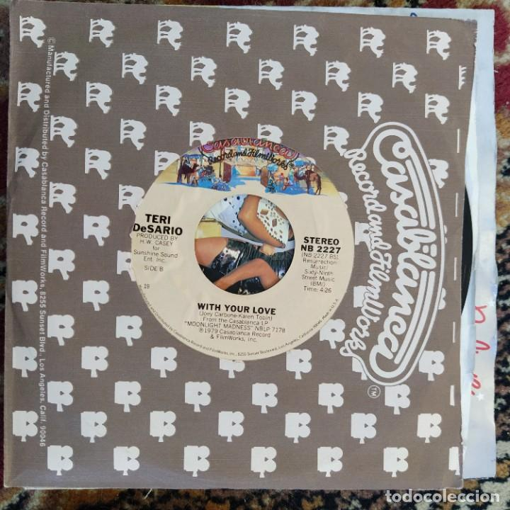 "TERI DESARIO WITH K.C. - YES, I'M READY (7"", SINGLE) (1979/USA) (Música - Discos - Singles Vinilo - Funk, Soul y Black Music)"