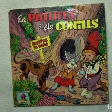Discos de vinilo: EN PATUFET I ELS CONILLS 1.958. Lote 253475000