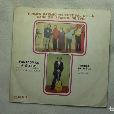 "Discos de vinilo: PRIMER PREMIO "" IV FESTIVAL DE LA CANCION DE TVE"" 1.970. Lote 253477905"