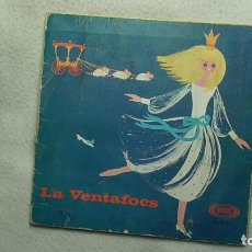 Discos de vinilo: LA VENTA FOCS 1.966. Lote 253478585