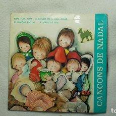 Discos de vinilo: CANÇONS DE NADAL 1.968. Lote 253478790