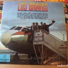 Discos de vinilo: LOS BRAVOS LP COLUMBIA 1966 PRIMER DISCO LP. Lote 253488240