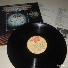 Discos de vinilo: LP SATURDAY NIGHT FEVER - BEE GEES - 1977 - DOBLE CARATULA (SOLO ES EL DISCO 2 FALTA UNO). Lote 253492890