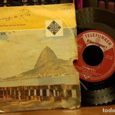 Discos de vinilo: DANCING IN RIO - FERNANDEZ PRAY ORCHESTER. Lote 253541920
