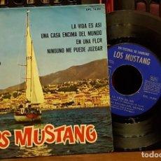 Discos de vinilo: LOS MUSTANG XVI FESTIVAL DE SANREMO. Lote 253556080