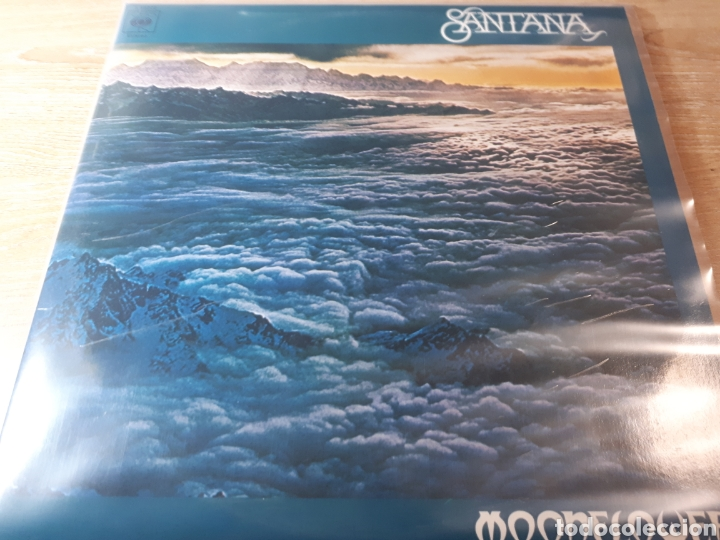 SANTANA MOONFLOWER DOBLE LP (Música - Discos - LP Vinilo - Pop - Rock - Internacional de los 70)