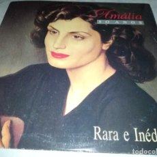 Discos de vinilo: AMALIA RODRIGUES-50 ANOS-RARA E INEDITA-DOBLE LP-GATEFOLD. Lote 253563115