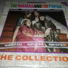 Discos de vinilo: THE MAMAS & THE PAPAS-THE COLLECTION-DOBLE LP-EXCELENTE AUN CON PARTE DEL PRECINTO ORIGINAL. Lote 253563355