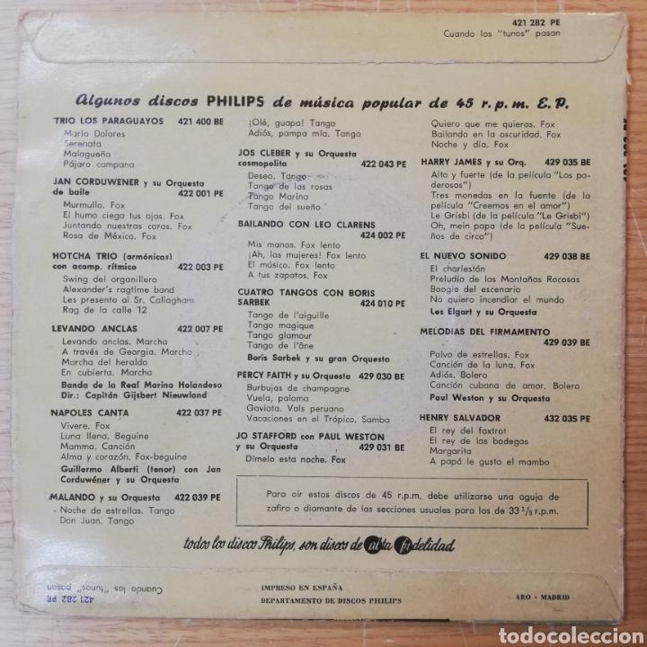 Discos de vinilo: Cuando los tunos pasan - Estudiantina de Madrid - Foto 2 - 253569920
