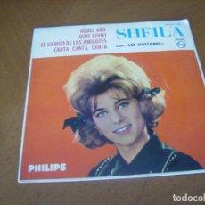 Discos de vinilo: EP : SHEILA / AQUEL AÑO + 3 ED SPAIN. Lote 253570280