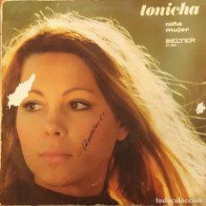"""Discos de vinilo: PORTUGAL 71. """"NIÑA"""" (MENINA) - TONICHA. Lote 253573640"""