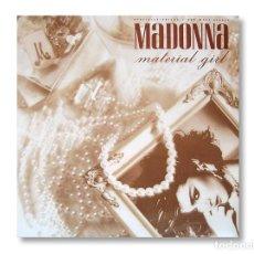 Discos de vinilo: MADONNA - MAXI SINGLE - MATERIAL GIRL - 1984 - WARNER. Lote 253599325