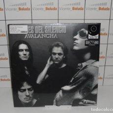 Discos de vinilo: HÉROES DEL SILENCIO AVALANCHA (CD + LP-VINILO) NUEVO Y PRECINTADO ENVIÓ CERTIFICADO A ESPAÑA GRATIS. Lote 268769899