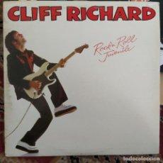 Discos de vinilo: CLIFF RICHARD - ROCK 'N' ROLL JUVENILE (LP, ALBUM) (1979/UK). Lote 253609610