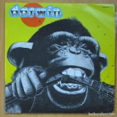 Discos de vinilo: DARWIN - CONECTATE! / TRAFICO - SINGLE. Lote 253623635