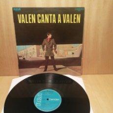 Discos de vinilo: VALEN. VALEN CANTA A VALEN. AÑO 1969.. Lote 253626080