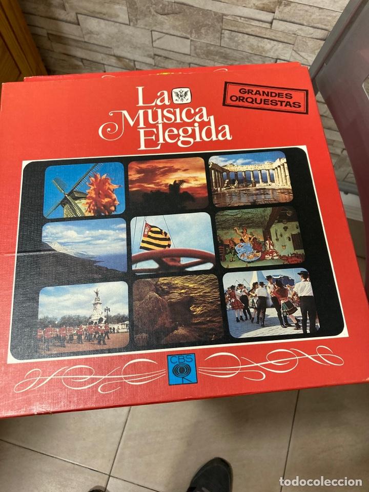 Discos de vinilo: Lote de 8 vinilos historia de la música - Foto 4 - 253636120