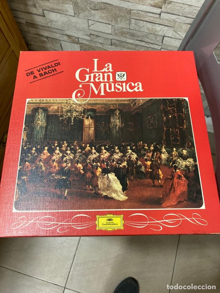 Discos de vinilo: Lote de 8 vinilos historia de la música - Foto 5 - 253636120