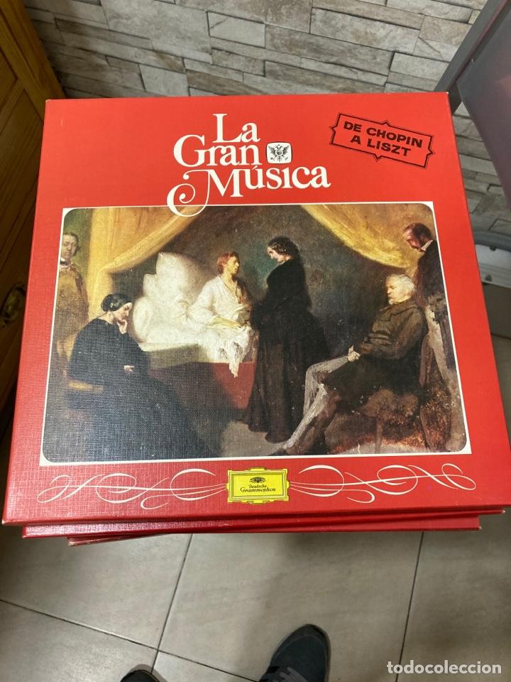 Discos de vinilo: Lote de 8 vinilos historia de la música - Foto 6 - 253636120