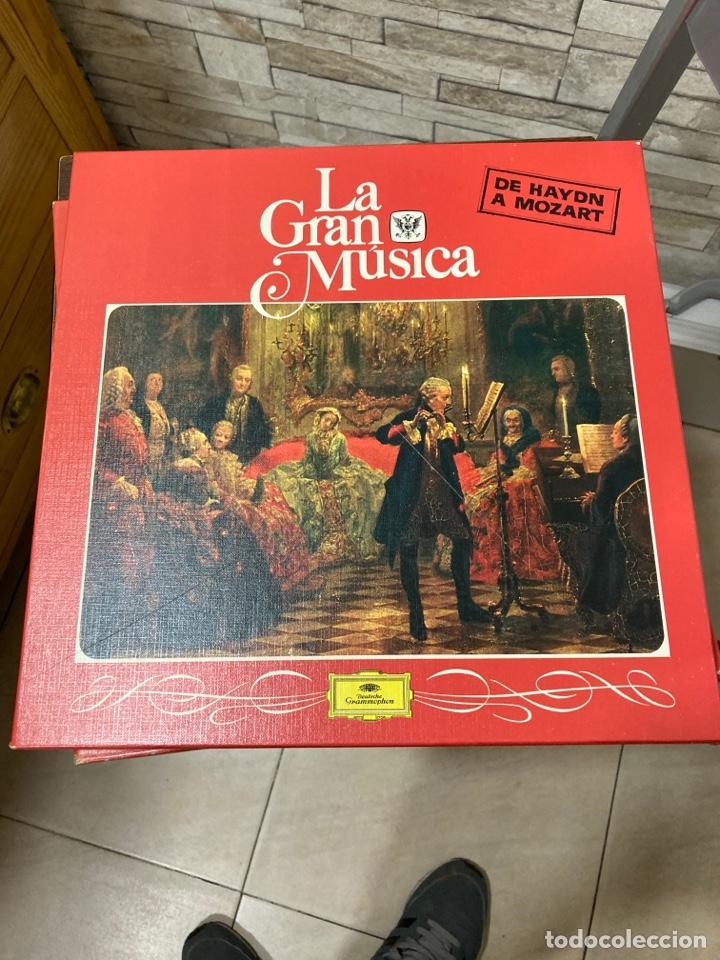 Discos de vinilo: Lote de 8 vinilos historia de la música - Foto 8 - 253636120