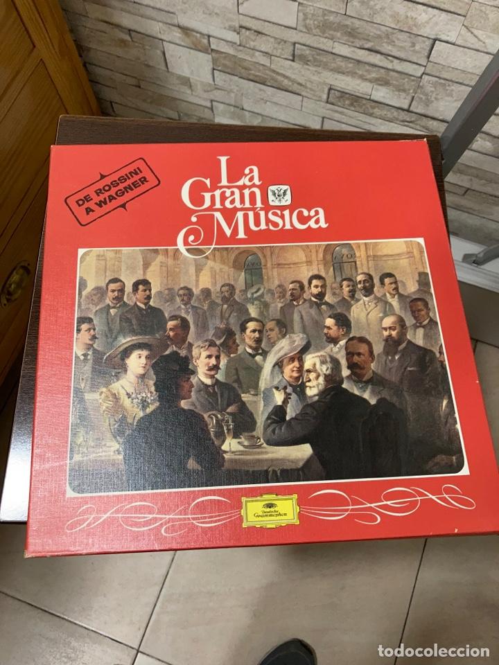 Discos de vinilo: Lote de 8 vinilos historia de la música - Foto 9 - 253636120
