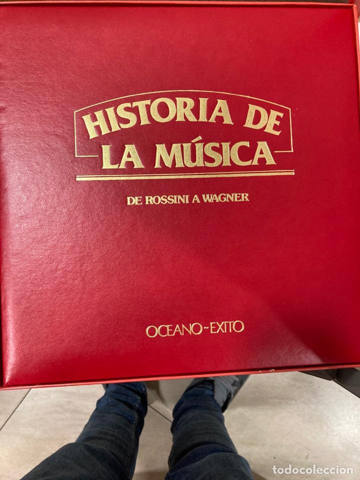 Discos de vinilo: Lote de 8 vinilos historia de la música - Foto 10 - 253636120
